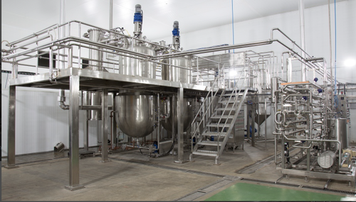 Juice/ Jam/ Chocolate/ Processing and Package Plant